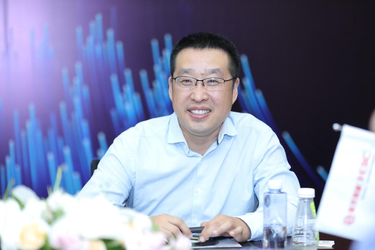 优锘科技副总裁 马烈